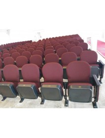 Lot of 10 Like New chairs out of a sanctuary