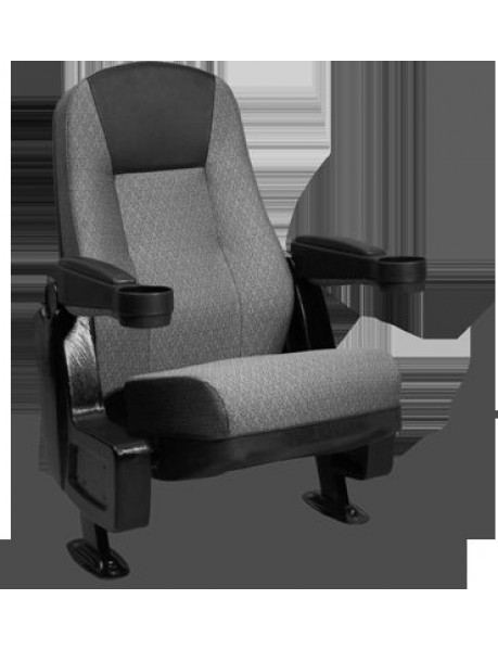 """Luxor Movie Theater Auditorium Chair 41"""" tall - click on link for pictures"""