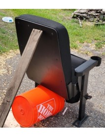 Lot of 2000  Black Chair with Black Fabric, Raleigh NC area