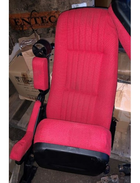 Scranton PA lot of 300 True Rocker Movie Theater chairs for sale - red